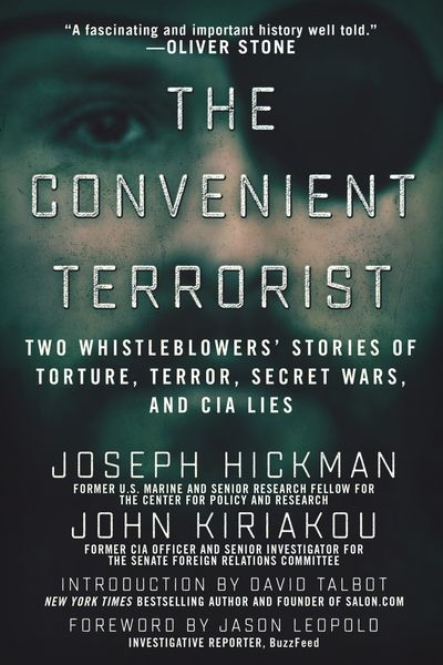 Buy The Convenient Terrorist at Amazon