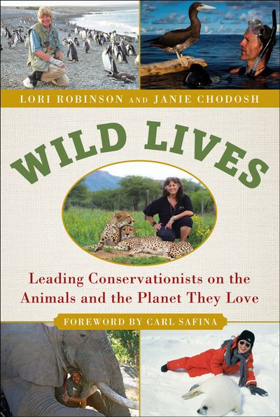 Buy Wild Lives at Amazon