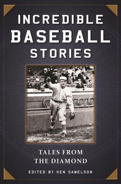 Buy Incredible Baseball Stories at Amazon