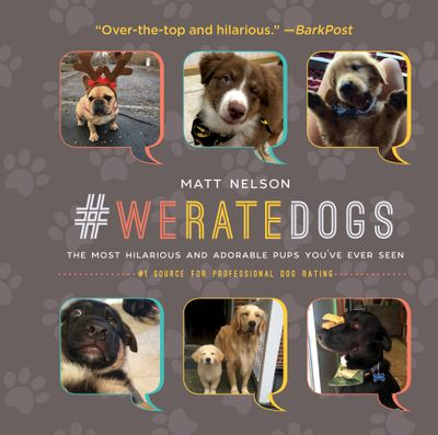 Buy #WeRateDogs at Amazon