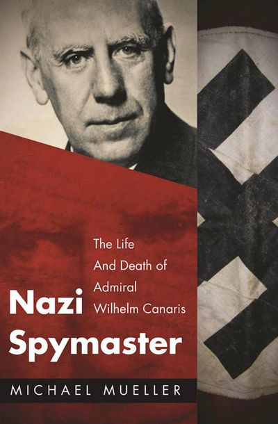 Buy Nazi Spymaster at Amazon