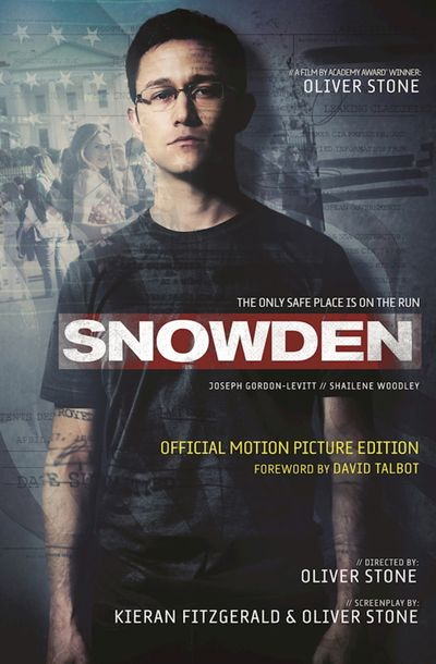 Buy Snowden at Amazon