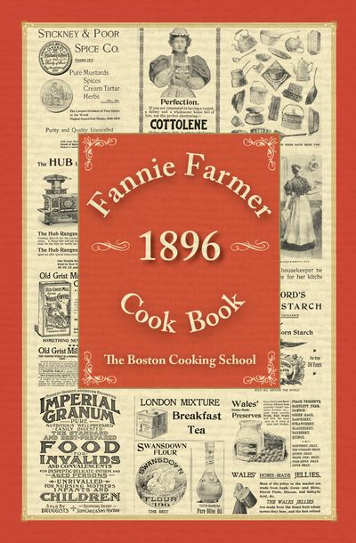 Buy Fannie Farmer 1896 Cook Book at Amazon