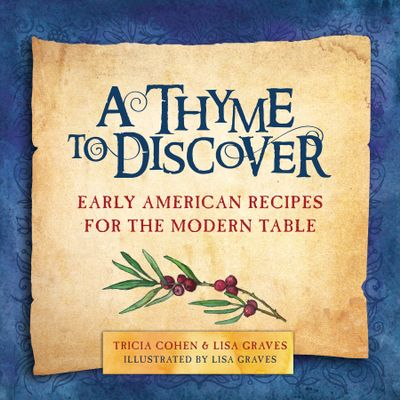 Buy A Thyme to Discover at Amazon