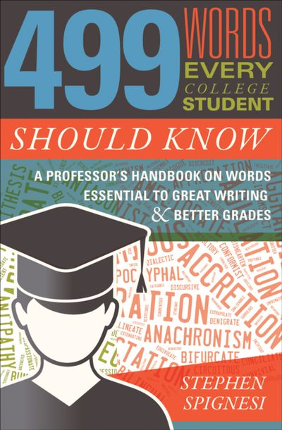 Buy 499 Words Every College Student Should Know at Amazon