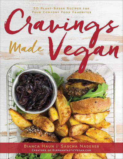 Buy Cravings Made Vegan at Amazon