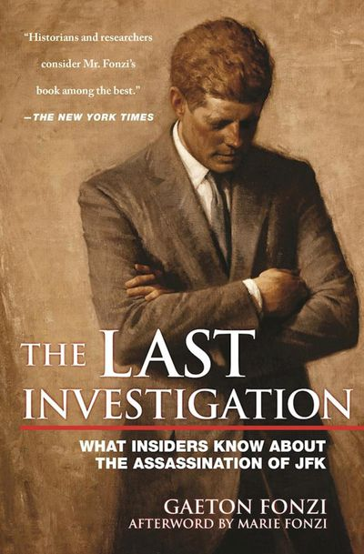 Buy The Last Investigation at Amazon