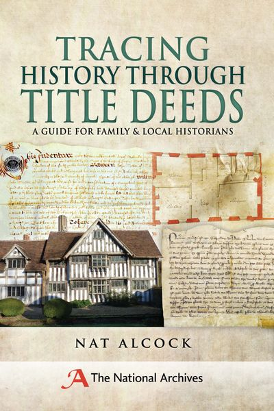 Buy Tracing History Through Title Deeds at Amazon