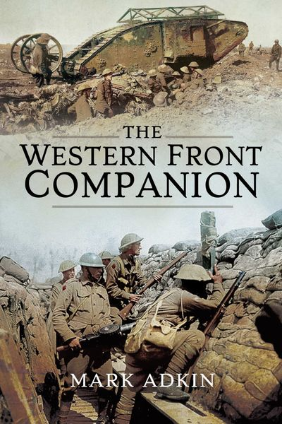 Buy The Western Front Companion at Amazon