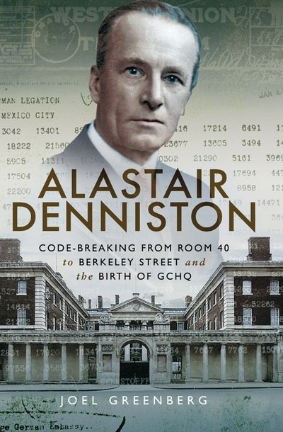 Buy Alastair Denniston at Amazon
