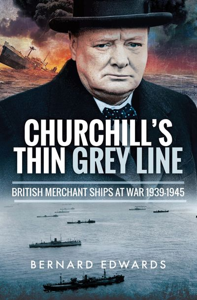 Buy Churchill's Thin Grey Line at Amazon