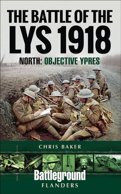 Buy The Battle of the Lys, 1918 at Amazon