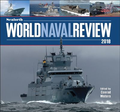Buy Seaforth World Naval Review 2018 at Amazon