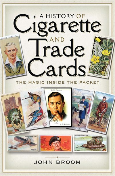 Buy A History of Cigarette and Trade Cards at Amazon