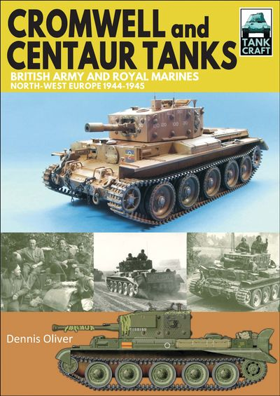 Cromwell and Centaur Tanks