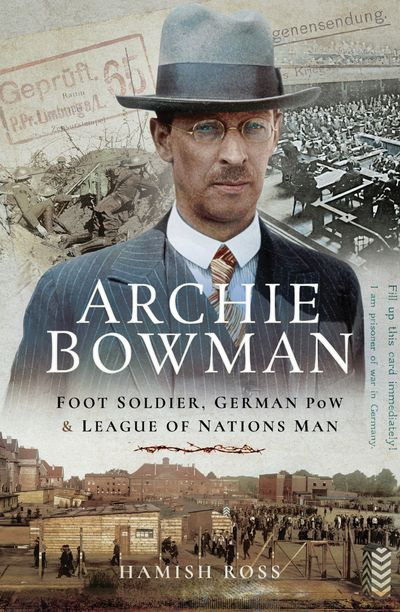 Buy Archie Bowman at Amazon