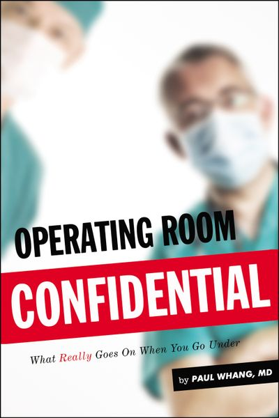Buy Operating Room Confidential at Amazon