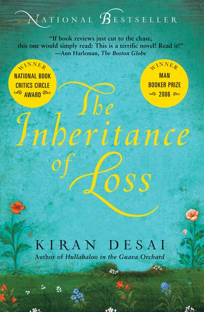 Buy The Inheritance of Loss at Amazon