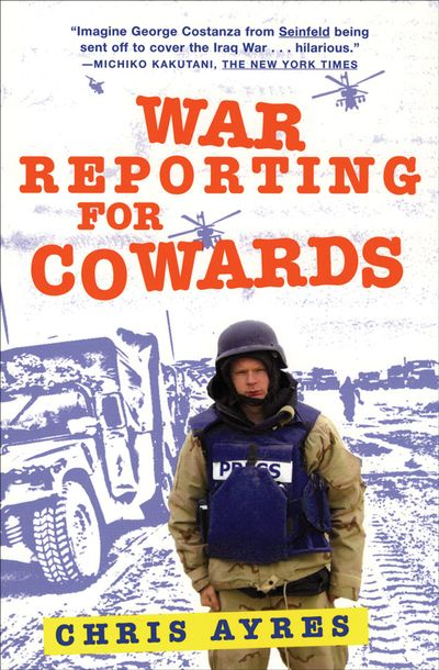 Buy War Reporting for Cowards at Amazon
