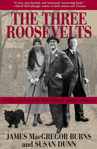 Buy The Three Roosevelts at Amazon