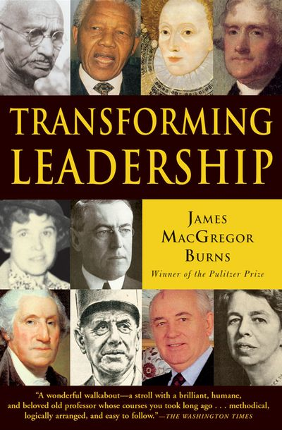 Buy Transforming Leadership at Amazon