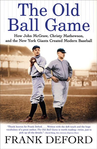 Buy The Old Ball Game at Amazon