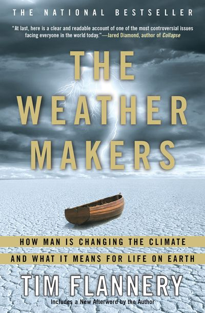 Buy The Weather Makers at Amazon