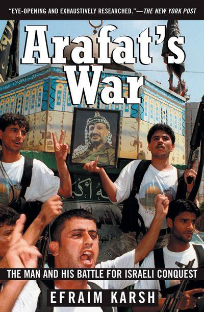 Buy Arafat's War at Amazon