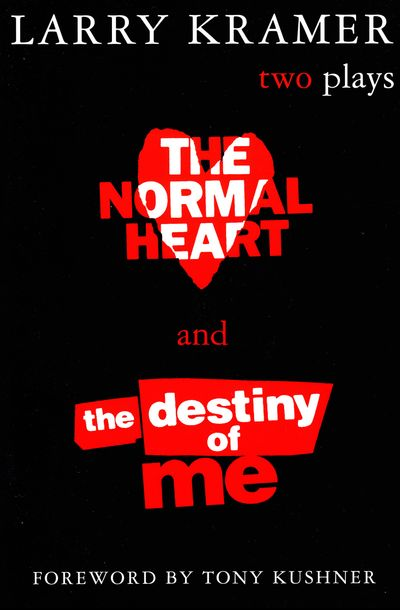 Buy The Normal Heart and The Destiny of Me at Amazon