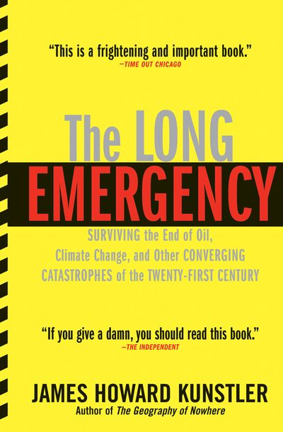 Buy The Long Emergency at Amazon