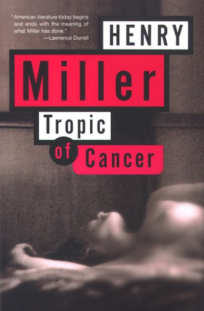 Buy Tropic of Cancer at Amazon