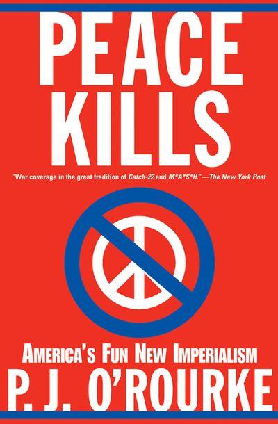 Buy Peace Kills at Amazon