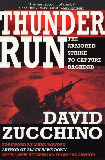 Buy Thunder Run at Amazon