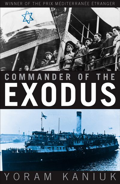 Buy Commander of the Exodus at Amazon
