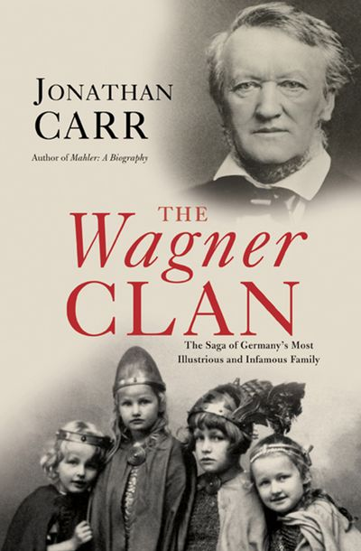 Buy The Wagner Clan at Amazon