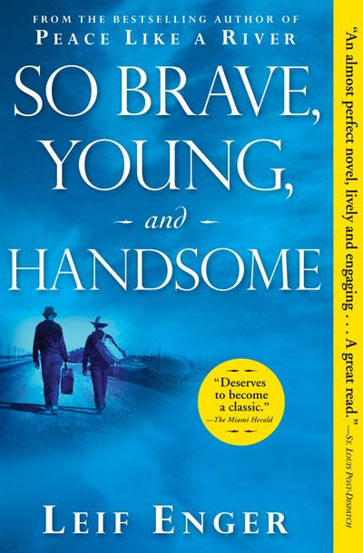 Buy So Brave, Young, and Handsome at Amazon