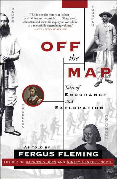 Buy Off the Map at Amazon