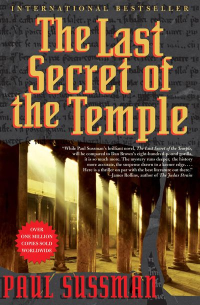 Buy The Last Secret of the Temple at Amazon
