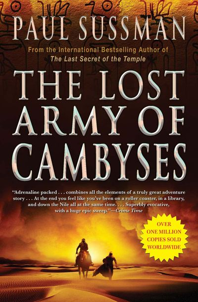 Buy The Lost Army of Cambyses at Amazon