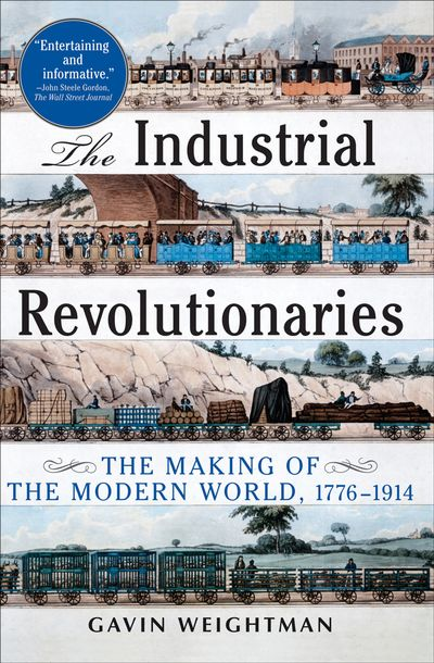 Buy The Industrial Revolutionaries at Amazon