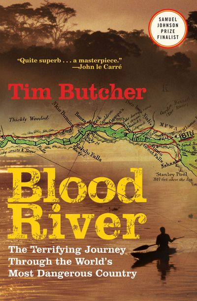 Buy Blood River at Amazon