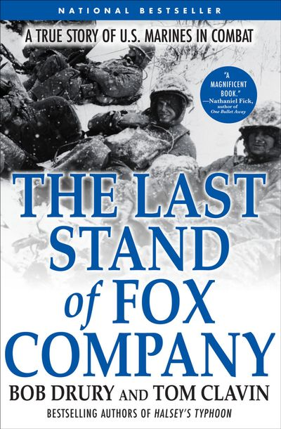 Buy The Last Stand of Fox Company at Amazon