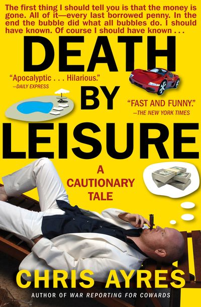 Buy Death by Leisure at Amazon