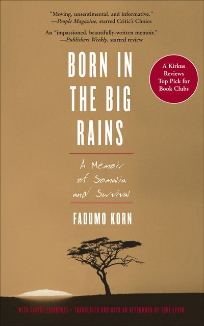 Buy Born in the Big Rains at Amazon