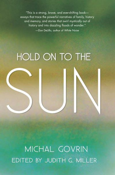 Buy Hold on to the Sun at Amazon