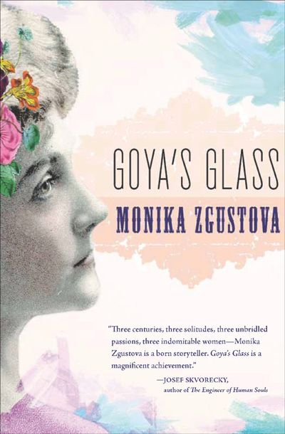 Buy Goya's Glass at Amazon