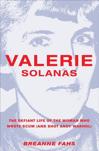 Buy Valerie Solanas at Amazon