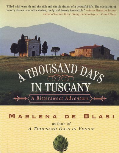 Buy A Thousand Days in Tuscany at Amazon