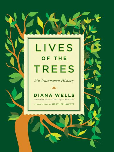 Buy Lives of the Trees at Amazon