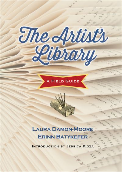 Buy The Artist's Library at Amazon